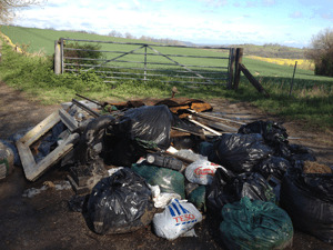 fly tip
